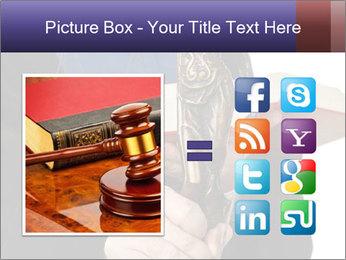 Court Verdict PowerPoint Template - Slide 21