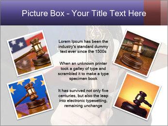 Court Verdict PowerPoint Template - Slide 24