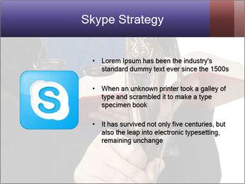 Court Verdict PowerPoint Template - Slide 8