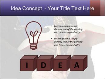 Court Verdict PowerPoint Template - Slide 80