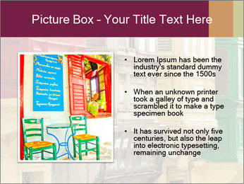 Colorful Buildings PowerPoint Template - Slide 13