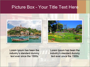 Colorful Buildings PowerPoint Template - Slide 18