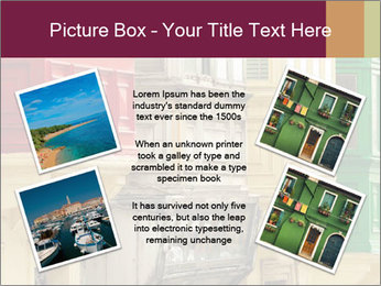 Colorful Buildings PowerPoint Template - Slide 24