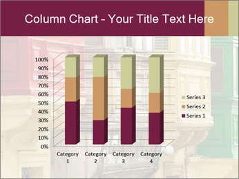 Colorful Buildings PowerPoint Template - Slide 50
