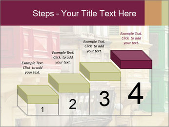 Colorful Buildings PowerPoint Template - Slide 64