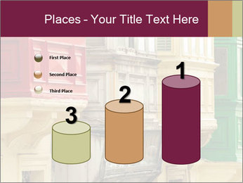 Colorful Buildings PowerPoint Template - Slide 65