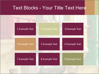 Colorful Buildings PowerPoint Template - Slide 68