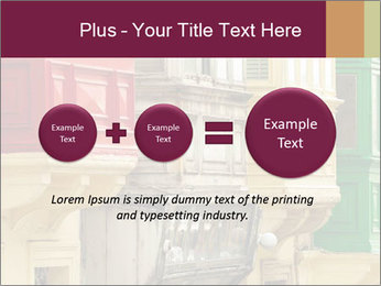 Colorful Buildings PowerPoint Template - Slide 75