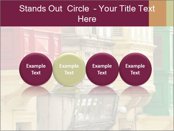 Colorful Buildings PowerPoint Template - Slide 76