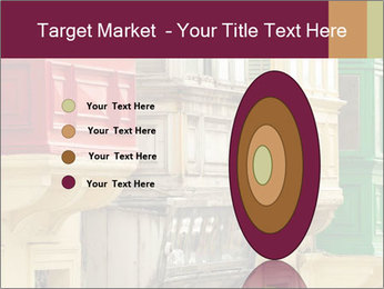 Colorful Buildings PowerPoint Template - Slide 84