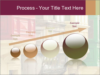 Colorful Buildings PowerPoint Template - Slide 87