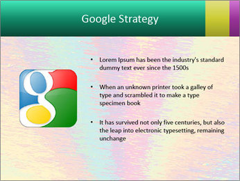 Rainbow Drawing PowerPoint Template - Slide 10
