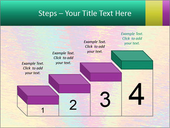 Rainbow Drawing PowerPoint Template - Slide 64