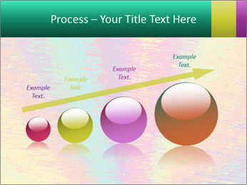 Rainbow Drawing PowerPoint Template - Slide 87