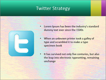 Rainbow Drawing PowerPoint Template - Slide 9