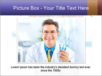 Dog With Tooth Brush PowerPoint Template - Slide 15