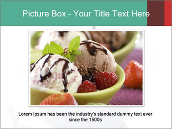 Colorful Icecream PowerPoint Template - Slide 16