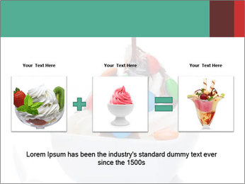 Colorful Icecream PowerPoint Template - Slide 22
