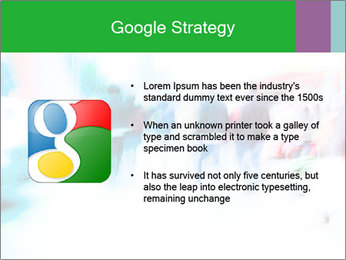 Busy Crosswalk PowerPoint Template - Slide 10