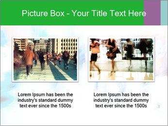 Busy Crosswalk PowerPoint Template - Slide 18