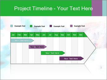 Busy Crosswalk PowerPoint Template - Slide 25