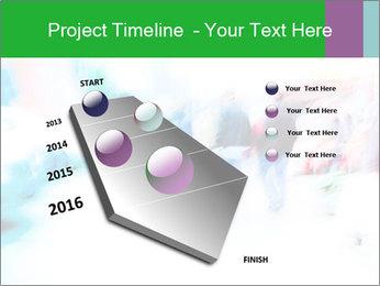 Busy Crosswalk PowerPoint Template - Slide 26