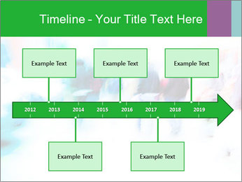 Busy Crosswalk PowerPoint Template - Slide 28