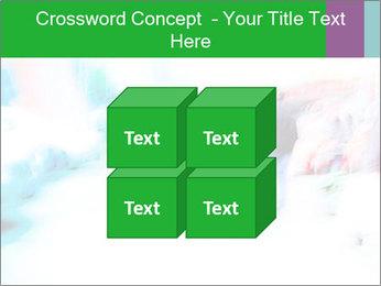 Busy Crosswalk PowerPoint Template - Slide 39
