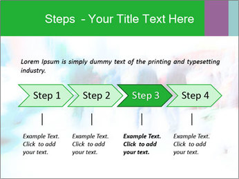 Busy Crosswalk PowerPoint Template - Slide 4