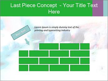 Busy Crosswalk PowerPoint Template - Slide 46