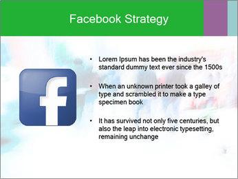 Busy Crosswalk PowerPoint Template - Slide 6