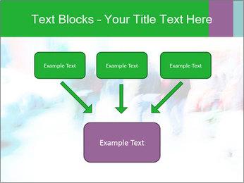 Busy Crosswalk PowerPoint Template - Slide 70