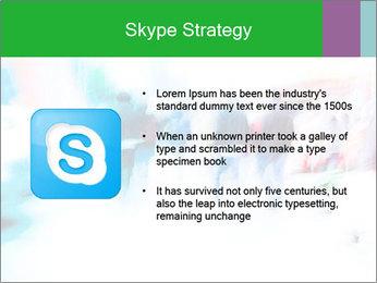Busy Crosswalk PowerPoint Template - Slide 8
