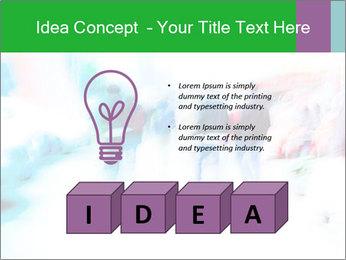Busy Crosswalk PowerPoint Template - Slide 80