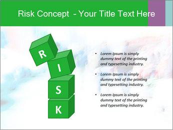 Busy Crosswalk PowerPoint Template - Slide 81