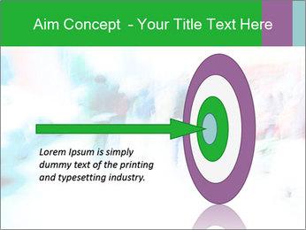 Busy Crosswalk PowerPoint Template - Slide 83