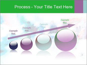 Busy Crosswalk PowerPoint Template - Slide 87