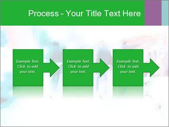 Busy Crosswalk PowerPoint Template - Slide 88