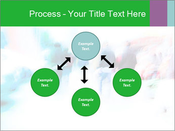 Busy Crosswalk PowerPoint Template - Slide 91