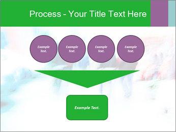 Busy Crosswalk PowerPoint Template - Slide 93
