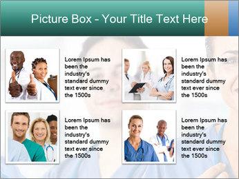 Healthcare Team PowerPoint Template - Slide 14