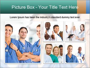 Healthcare Team PowerPoint Template - Slide 19