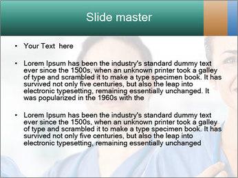 Healthcare Team PowerPoint Template - Slide 2