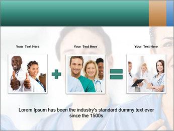 Healthcare Team PowerPoint Template - Slide 22