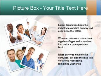 Healthcare Team PowerPoint Template - Slide 23
