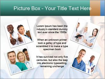 Healthcare Team PowerPoint Template - Slide 24