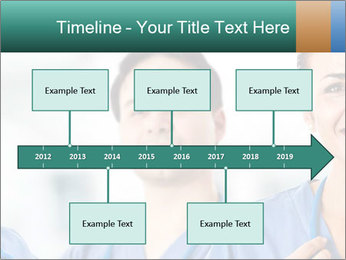 Healthcare Team PowerPoint Template - Slide 28
