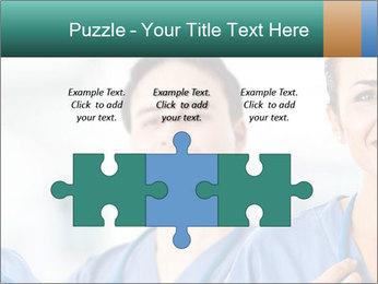 Healthcare Team PowerPoint Template - Slide 42