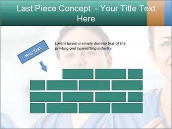 Healthcare Team PowerPoint Template - Slide 46