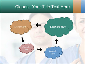 Healthcare Team PowerPoint Template - Slide 72